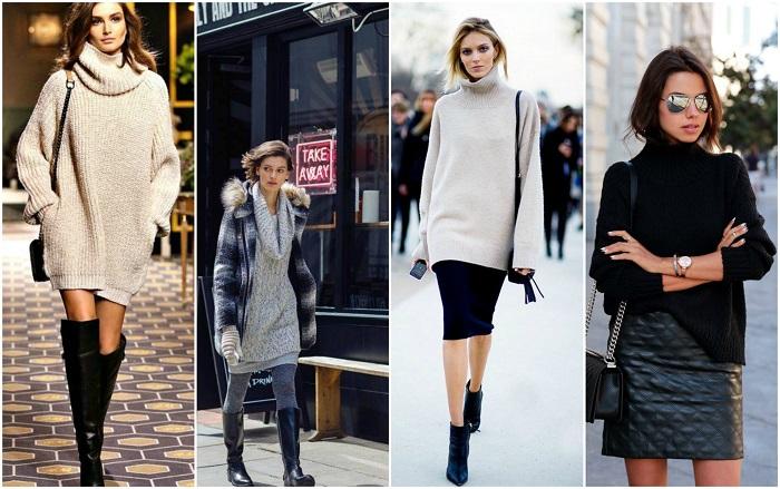 b79cc390d012 Tips   τάσεις της μόδας » 5 Τρόποι για να φορέσεις το πουλόβερ σου ...