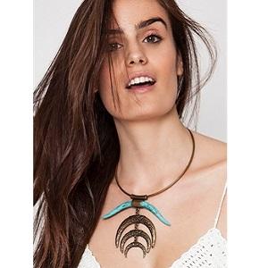 Bohemian Collar Κολιέ