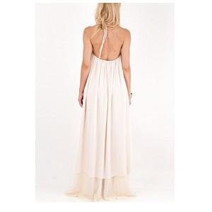 Μακρύ αέρινο φόρεμα
