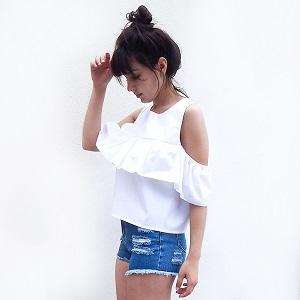Aloma White Shirt