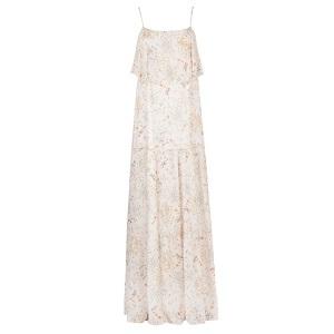 Maxi Dress- Beige