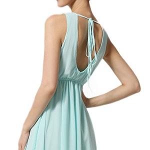 Maxi Φόρεμα Γαλάζιο
