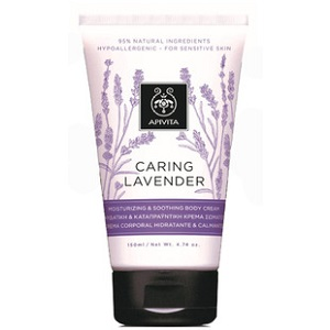 Apivita Caring Lavender Body Cream