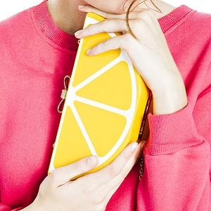 Κίτρινη τσάντα KLING
