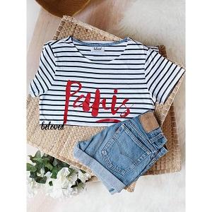Graphic T-Shirt PARIS