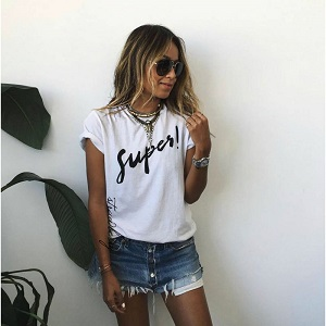 Graphic T-Shirt SUPER