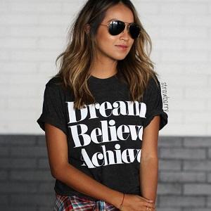 Graphic T-Shirt DREAM