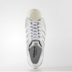 ADIDAS SUPERSTAR-Silver