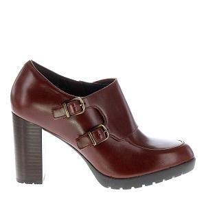 Chunky-Heel Boots Clarks
