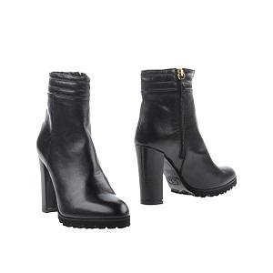 Chunky-Heel Boots  CHRÍSTOFER Paris