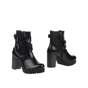 Chunky-Heel Boots GIOSEPPO