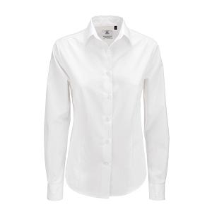 Λευκό πουκάμισο B & C Smart