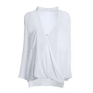 Λευκό πουκάμισο Κρουαζέ