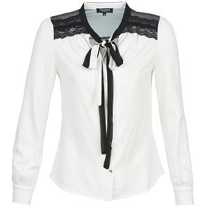 Λευκό πουκάμισο Morgan