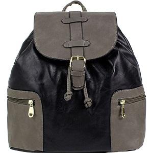 Backpack με πλαϊνά τσεπάκια