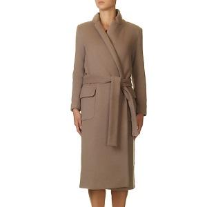 Παστέλ Glamorous παλτό