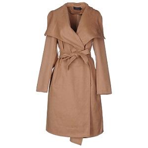 Παστέλ camel  παλτό