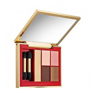 Estee Lauder The Le Rouge Look: Pure Color Envy Sculpting Eyeshadow 5-Color Palette