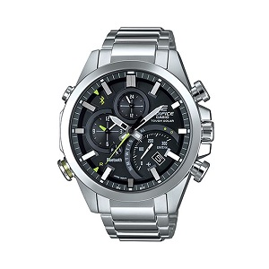 CASIO Edifice Bluetooth Stainless Steel Chronograph EQB-500D-1AER