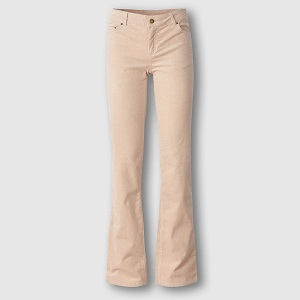 Bootcut παντελόνι από βελούδο