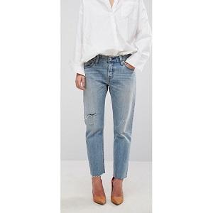 Levi's 501 CT Boyfriend Jeans