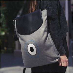 Mr. Grey back - Backpack by Christina Malle