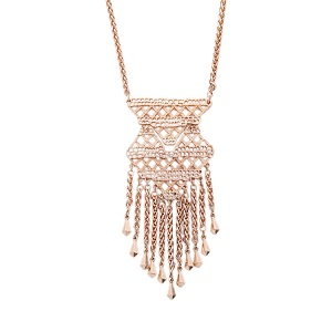 Fringe Envy Necklace