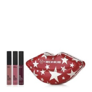 HOUSE OF HOLLAND LIMITED EDITION MATTE LIP LIQUID COLLECTION