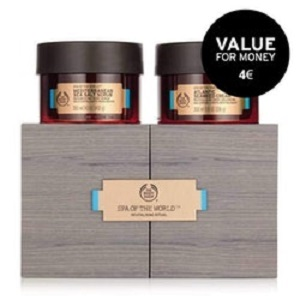 SPA OF THE WORLD REVITALISING BODY COLLECTION