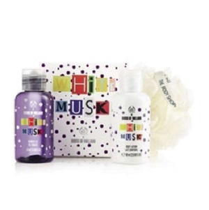 HOUSE OF HOLLAND LIMITED EDITION WHITE MUSK TREATS