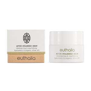 EUTHALIA-Active Hyaluronic Cream 50ml