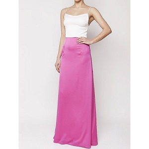 Maxi Dress - Fuchsia