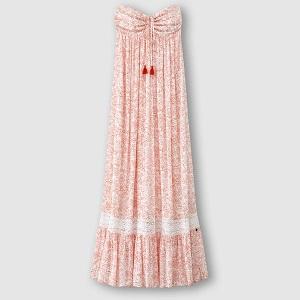 Στράπλες φόρεμα