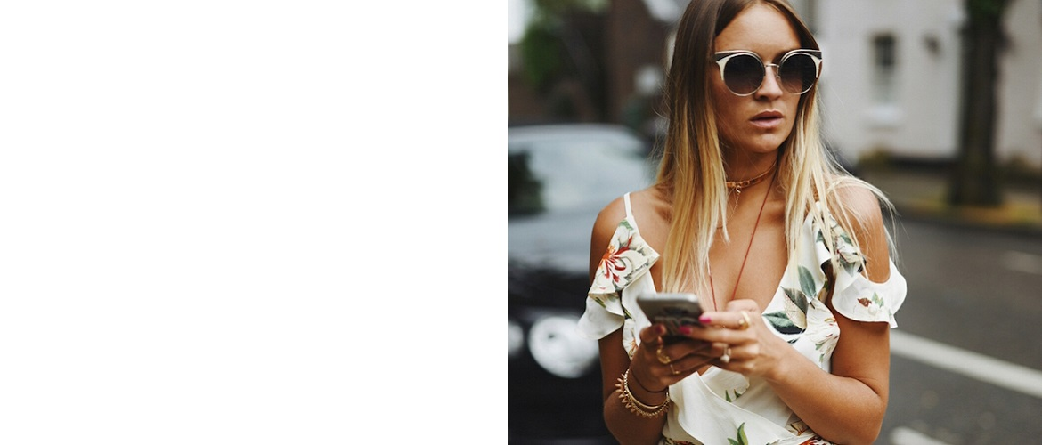 Must-Have: The Floral Print Dress