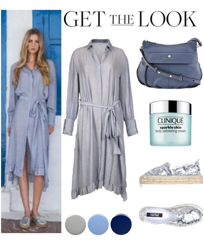 The Shirt Dress