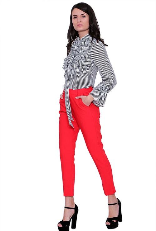 bb902f6e06c Κόκκινο Παντελόνι | Glafkis Dolce Vita