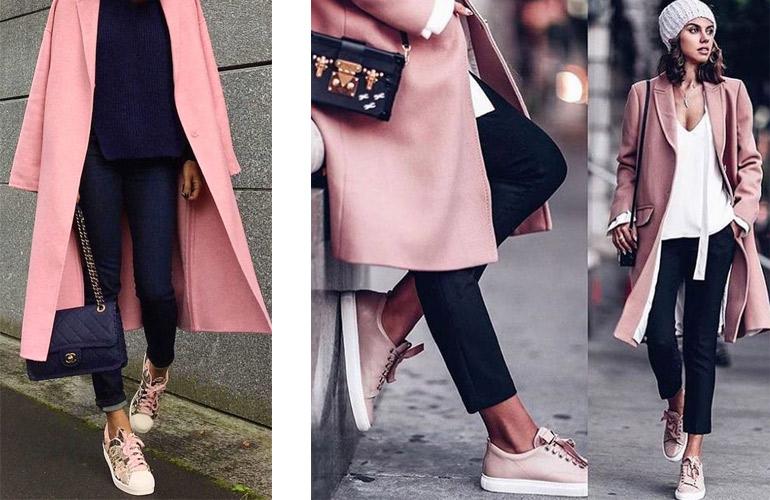 afdbf217b79 Ροζ παλτό! Πώς θα το φορέσεις; | Glafkis Dolce Vita