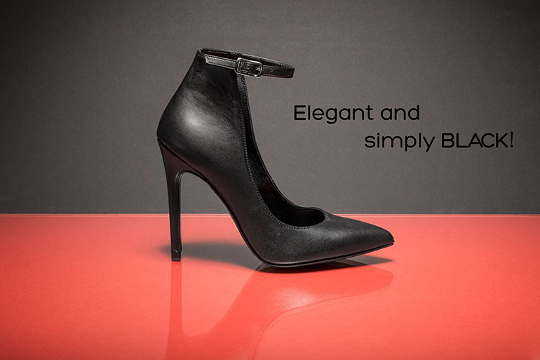 Elegant and simply black by Stamatis Bournazos