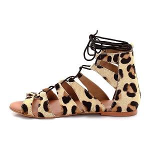 Animal Prints Sandals