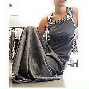 Maxi Moutaki φόρεμα