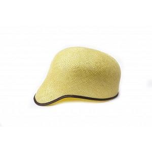 Κίτρινο καπέλο by Blanc