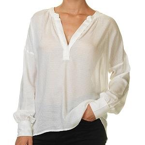 Λευκό πουκάμισο GARCIA JEANS