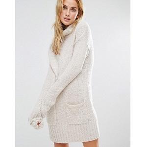 Dress In Super Soft Knit