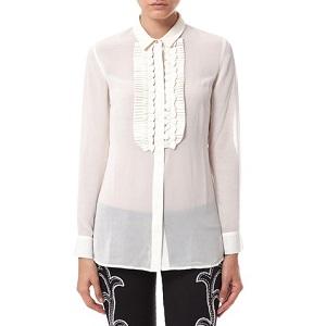 GUESS Γυναικείο πουκάμισο Guess εκρού