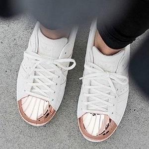 Γυναικεία Sneakers Adidas Originals Superstar Metal