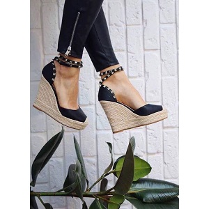 MELL ECO LEATHER FLATFORMS