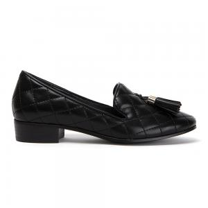 Loafers Vito Black Leather