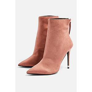 ELLA Pointed Ankle Boots