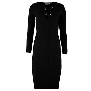 Φόρεμα ελαστικό mid-thigh
