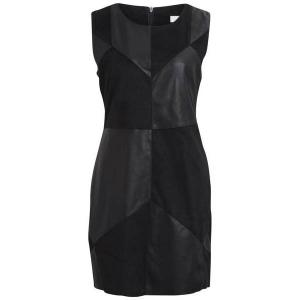 Sonia PU Leather Dress by Vila